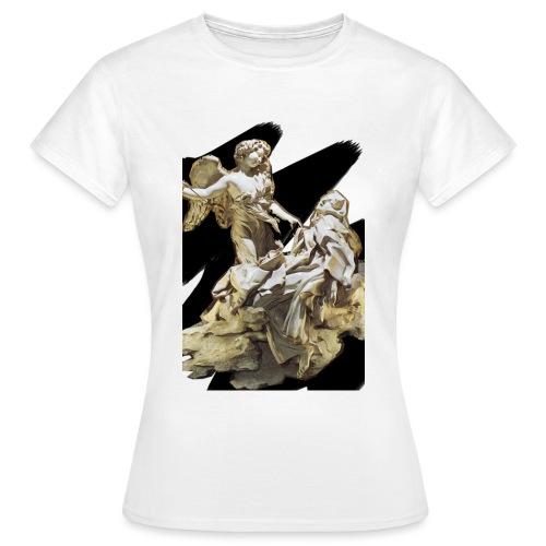 Éxtasis de Santa teresa - Camiseta mujer