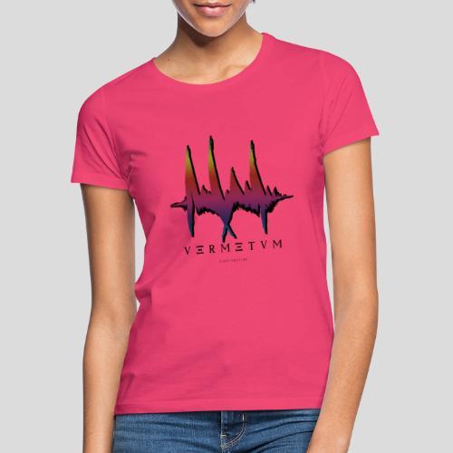 VERMETUM BLACK EDITION - Frauen T-Shirt