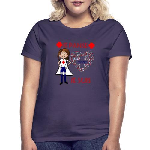 Je panse je suis - T-shirt Femme