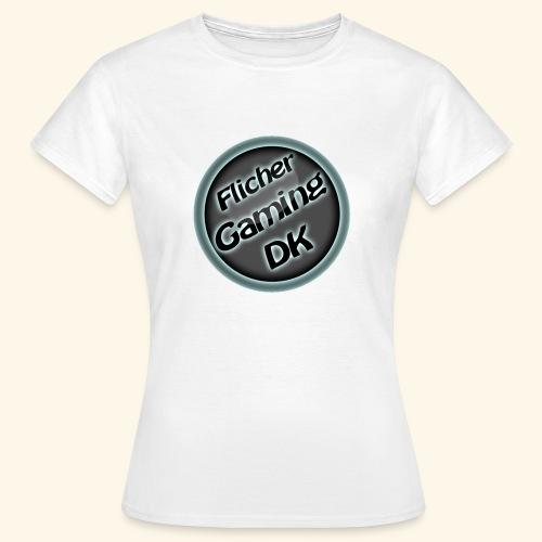 FLGDK Logo - Dame-T-shirt