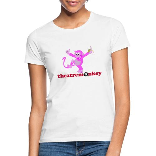 Sammy is In The Pink! - Women's T-Shirt