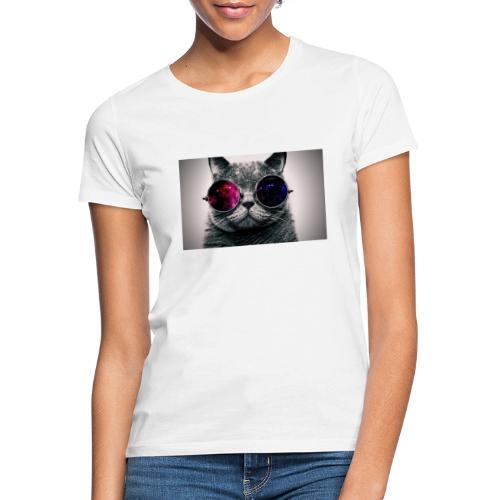 Cool Cat Merch! - Dame-T-shirt
