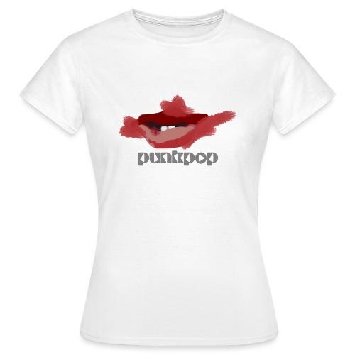Cure Lips PunkPop - Maglietta da donna