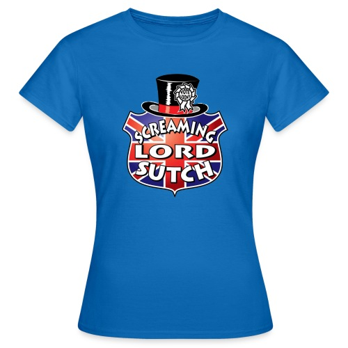 sutchshieldcolour kopie - Women's T-Shirt