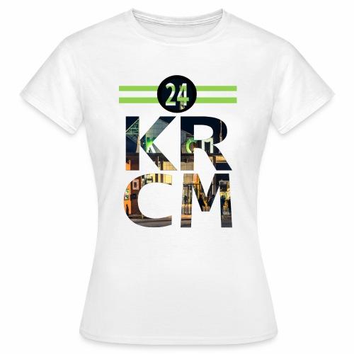 KRCM - Vrouwen T-shirt
