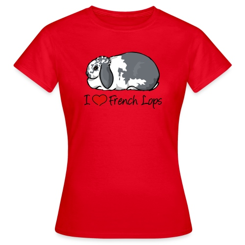 French Lop - Women's T-Shirt