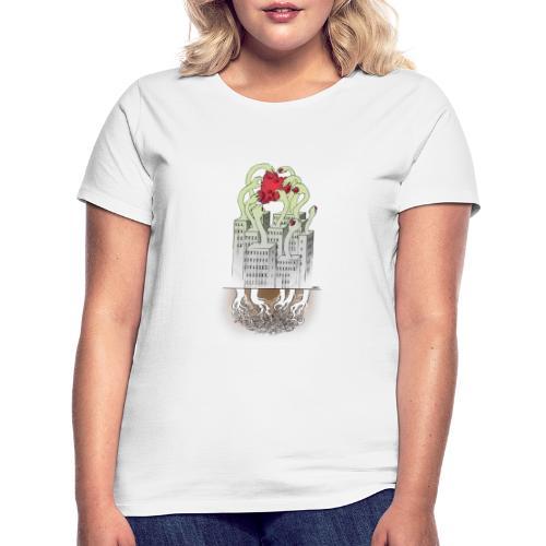 NEMO X iorestoacasaArtistiUnitii - Maglietta da donna