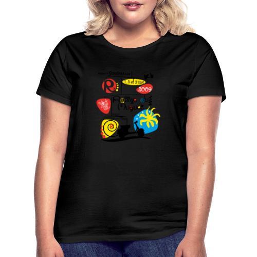 Rallye du Muguet 2009 - T-shirt Femme