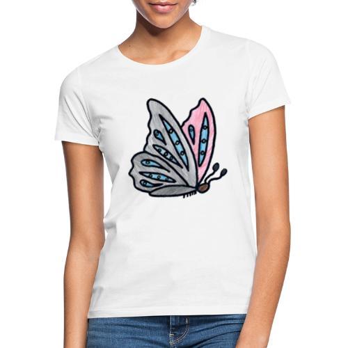 Fjäril - T-shirt dam