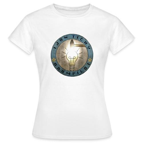 tichy t shirt ijon tichy zeichen - Frauen T-Shirt