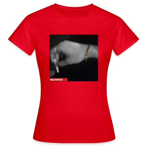 Malaspina | Classic Smoke - Maglietta da donna