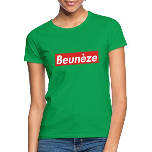 Beunèze - T-shirt Femme