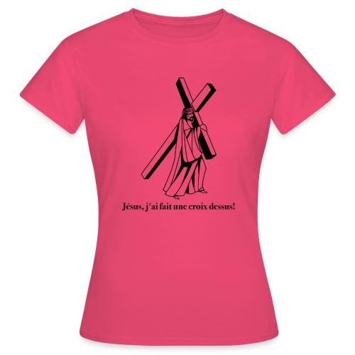 JC 01 - T-shirt Femme