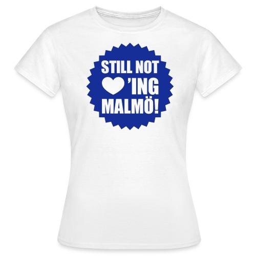 Still not loving Malmo - T-shirt dam