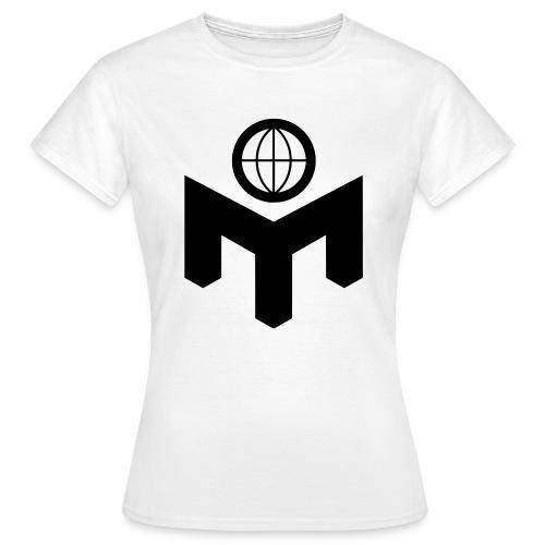 mlogo - T-skjorte for kvinner
