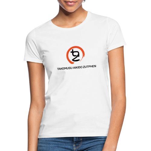 TAZ Logo Enso - Vrouwen T-shirt