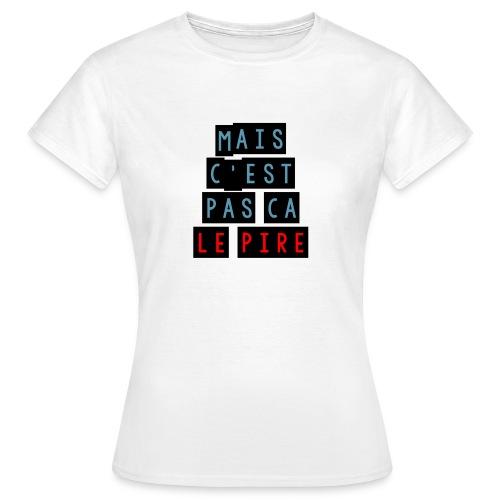 PCLP - T-shirt Femme
