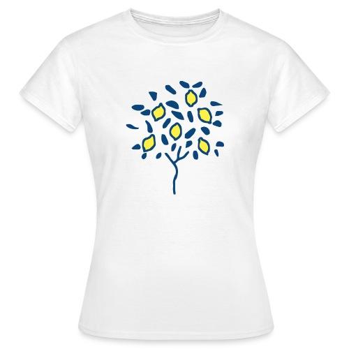 Citron - T-shirt Femme
