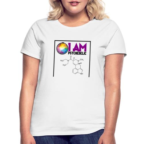 I AM LSD - Vrouwen T-shirt
