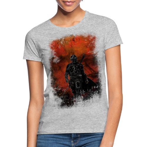 mandalorian - T-shirt Femme