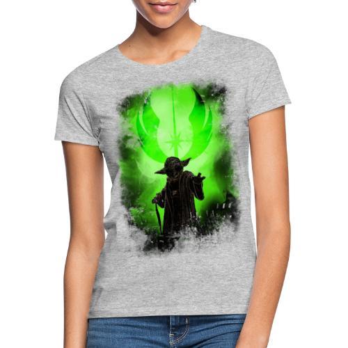 yoda - T-shirt Femme