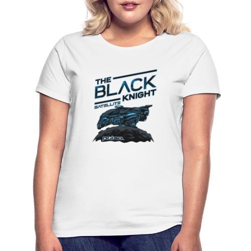 The Black Knight Satelite (Pulse) (Light) - Frauen T-Shirt