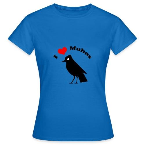 naakkapinssi - Naisten t-paita