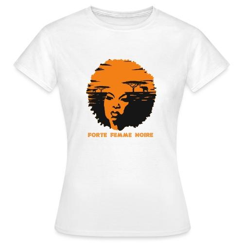 Strong Black Woman - Frauen T-Shirt