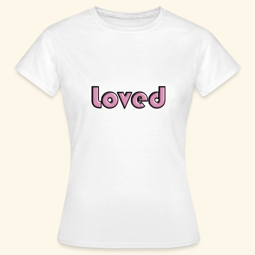 loved - Maglietta da donna