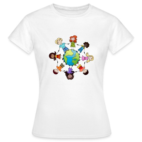 Save the planet - Camiseta mujer