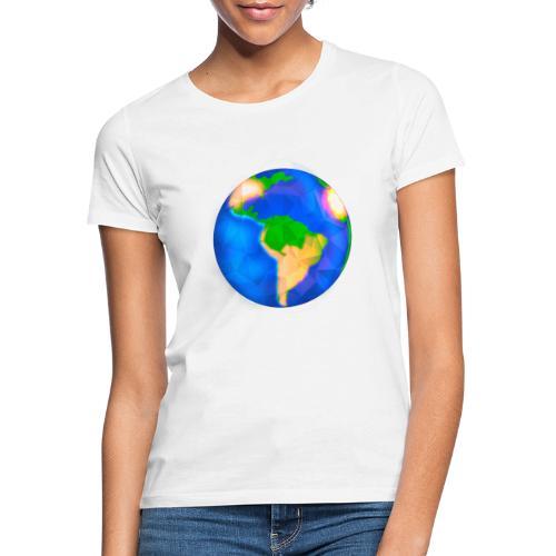 Erde / Earth - Frauen T-Shirt