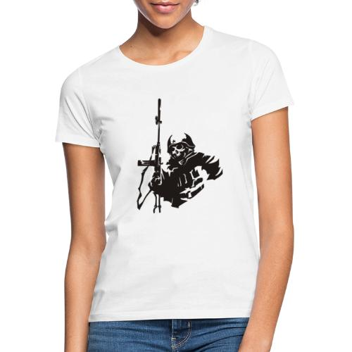 Skull Warrior - Women's T-Shirt