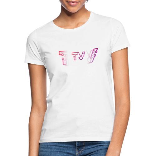 Teknikveckan Dubbel - T-shirt dam