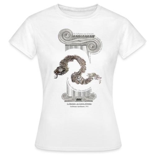 le Serpent - T-shirt Femme