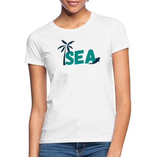 sea - Camiseta mujer
