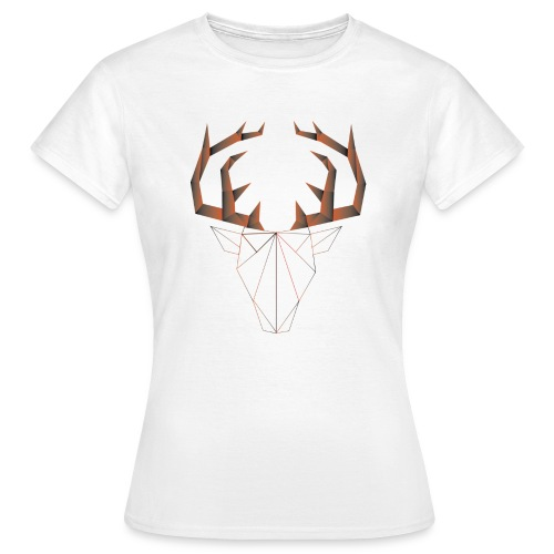 LOW ANIMALS POLY - T-shirt Femme