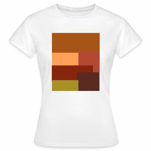 Colormix - Frauen T-Shirt