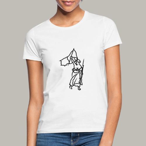Little piece of liberté - T-shirt Femme