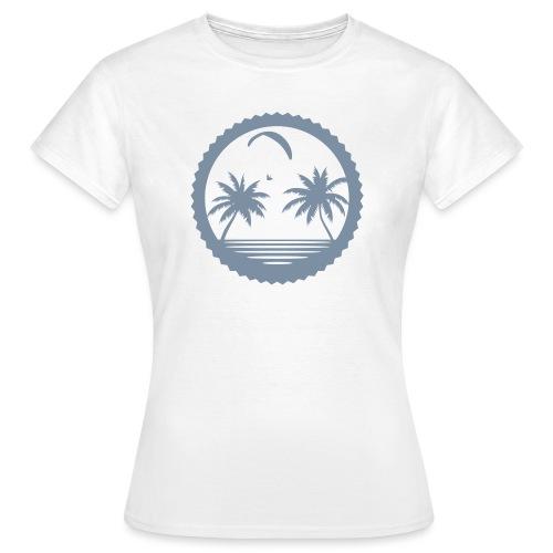Paragliding Beach - Frauen T-Shirt