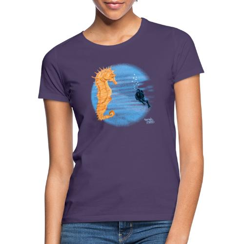 hippocampe - T-shirt Femme