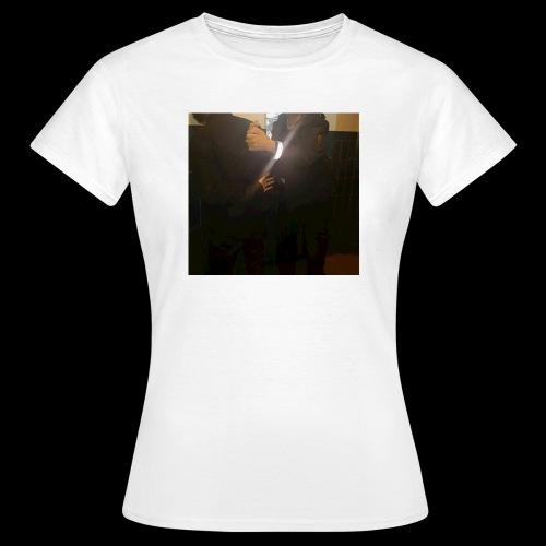 freegia - Dame-T-shirt