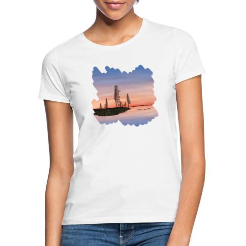 Zomer in Lapland - T-shirt Femme