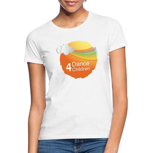 Dance4Children Logo - Vrouwen T-shirt