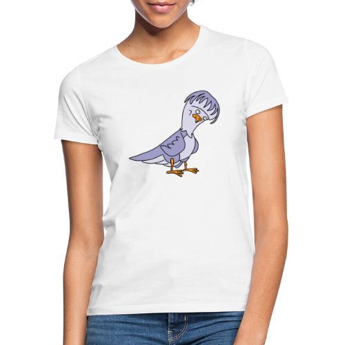 Taube von dodocomics - Frauen T-Shirt