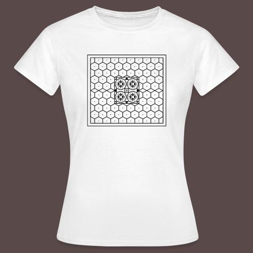 Baia - Mosaico romano - Maglietta da donna