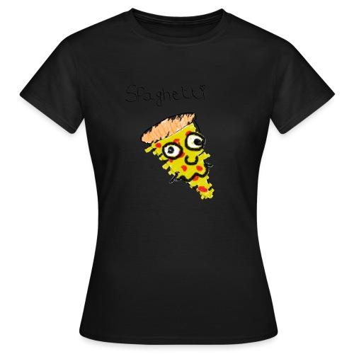 spaghetti - Vrouwen T-shirt