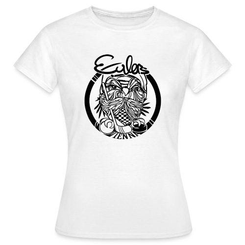 Eulers on White - Frauen T-Shirt