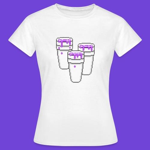Purple - Maglietta da donna