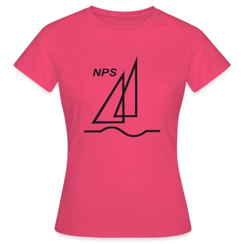 NPS Logo - Naisten t-paita