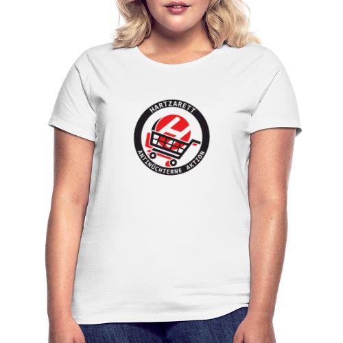 Hartzarett Antifa - Frauen T-Shirt